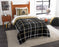 "Purdue OFFICIAL Collegiate, Bedding, Twin Applique Comforter (64""""x 86"""") & 1 Sham (20""""x 26"""") Set  by The Northwest Company"