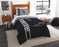 "White Sox OFFICIAL , Bedding Twin Applique Comforter (64""""x 86"""") & 1 Sham (20""""x 26"""") Set  by The Northwest Company"