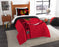 "Blackhawks OFFICIAL National Hockey League, Style 835, Bedding Twin Applique Comforter (64""""x 86"""") & 1 Sham (20""""x 26"""") set  by The Northwest Company"
