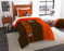 "Browns OFFICIAL National Football League, Bedding Twin Applique Comforter (64""""x 86"""") & 1 Sham (20""""x 26"""") Set  by The Northwest Company"