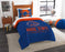 "Boise State OFFICIAL Collegiate, Bedding, """"Modern Take"""" Twin Printed Comforter (64""""x 86"""") & 1 Sham (24""""x 30"""") Set  by The Northwest Company"