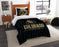 "Colorado  OFFICIAL Collegiate, Bedding, """"Modern Take"""" Twin Printed Comforter (64""""x 86"""") & 1 Sham (24""""x 30"""") Set  by The Northwest Company"