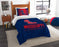 "Mississippi OFFICIAL Collegiate, Bedding, """"Modern Take"""" Twin Printed Comforter (64""""x 86"""") & 1 Sham (24""""x 30"""") Set  by The Northwest Company"