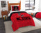 "NC State OFFICIAL Collegiate, Bedding, """"Modern Take"""" Twin Printed Comforter (64""""x 86"""") & 1 Sham (24""""x 30"""") Set  by The Northwest Company"