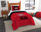 "St Cloud State OFFICIAL Collegiate, Bedding, """"Modern Take"""" Twin Printed Comforter (64""""x 86"""") & 1 Sham (24""""x 30"""") Set  by The Northwest Company"
