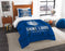 "St Louis OFFICIAL Collegiate, Bedding, """"Modern Take"""" Twin Printed Comforter (64""""x 86"""") & 1 Sham (24""""x 30"""") Set  by The Northwest Company"