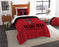"Texas Tech OFFICIAL Collegiate, Bedding, """"Modern Take"""" Twin Printed Comforter (64""""x 86"""") & 1 Sham (24""""x 30"""") Set  by The Northwest Company"