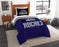 "Rockies OFFICIAL Major League Baseball, Bedding, Printed Twin Comforter (64""""x 86"""") & 1 Sham (24""""x 30"""") Set  by The Northwest Company"