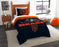 "Bears OFFICIAL National Football League, Bedding, """"Draft"""" Printed Twin Comforter (64""""x 86"""") & 1 Sham (24""""x 30"""") Set  by The Northwest Company"