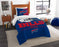"Bills OFFICIAL National Football League, Bedding, """"Draft"""" Printed Twin Comforter (64""""x 86"""") & 1 Sham (24""""x 30"""") Set  by The Northwest Company"