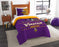 "Vikings OFFICIAL National Football League, Bedding, """"Draft"""" Printed Twin Comforter (64""""x 86"""") & 1 Sham (24""""x 30"""") Set  by The Northwest Company"
