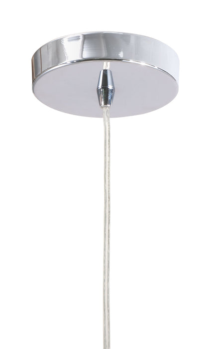 Centari Single Ceiling Lamp Black