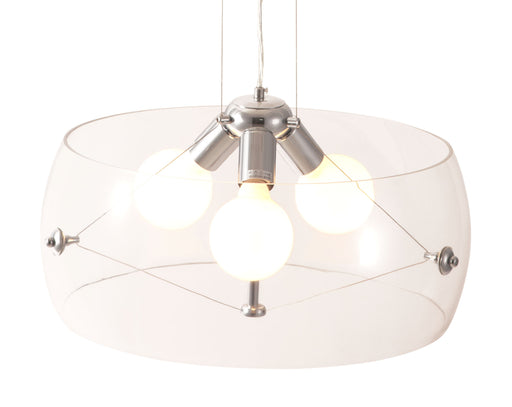 Asteroids Ceiling Lamp Clear