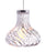 Tsunami Ceiling Lamp Clear