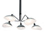 Desden Ceiling Lamp Black