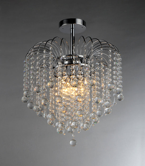 Mary Crystal Chandelier