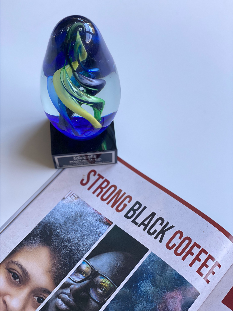 Strong Black Coffee wins Maggie Award for best-signed editorial