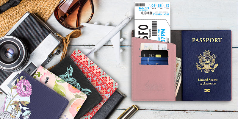 wallet case for passport