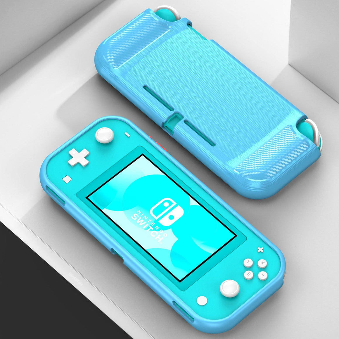 Flex Gel Suitable For Nintendo Switch Lite Light Blue