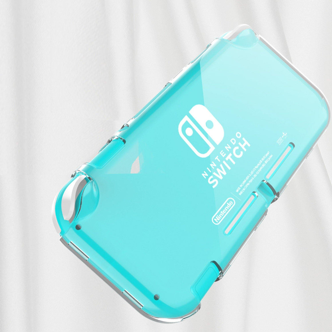 Nintendo Switch Lite Transparent Clear
