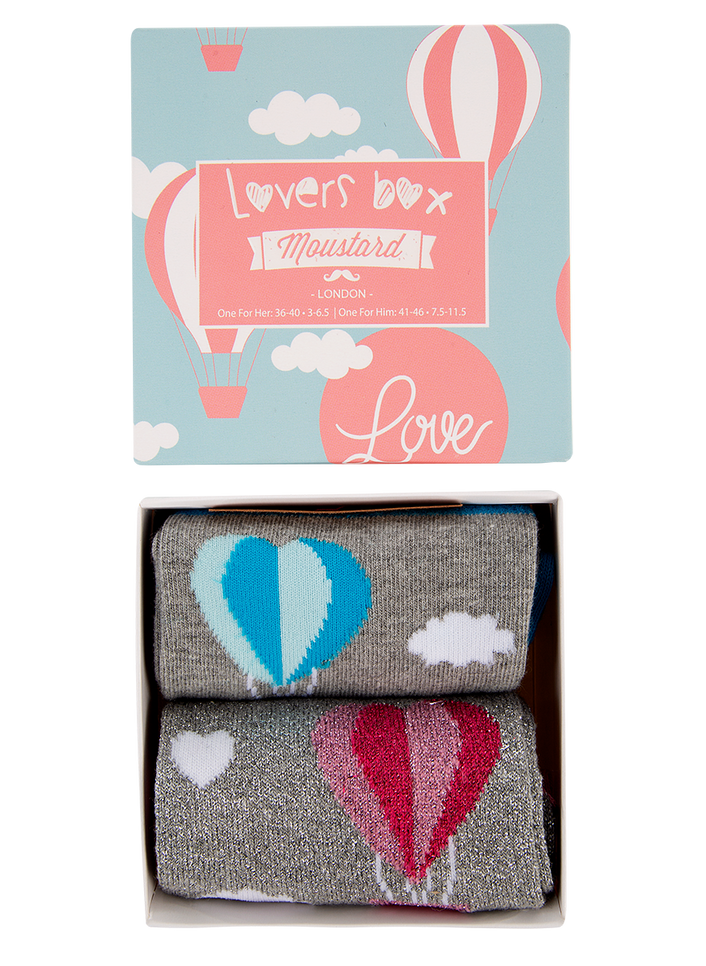 Lovers Socks Box