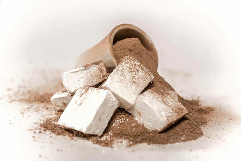 Hot Cocoa Mix 8 oz. with Peppermint Marshmallows treat bag