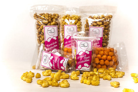 Addiction Caramel Corn 9oz