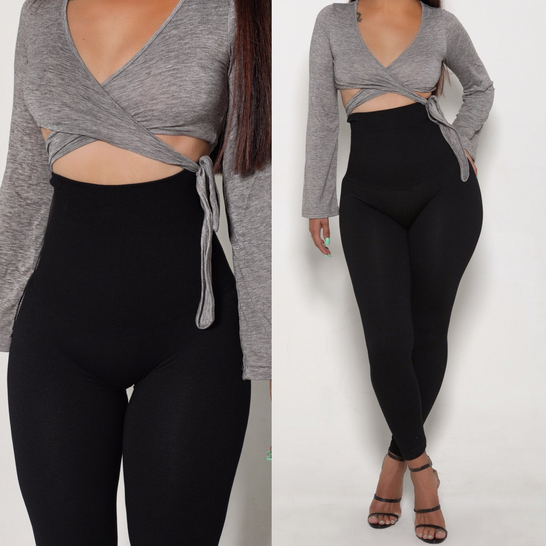The Tummy Shaping Legging