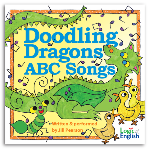 Doodling Dragons ABC Songs
