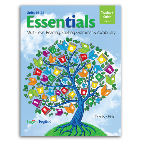 Essentials Units 16-22 Teacher's Guide Cover
