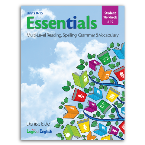 Essentials Units 8-15 Student Workbook Cover