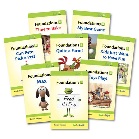 Foundations B Readers