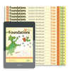 Foundations C Student Workbook