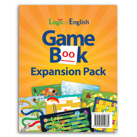 Game Book Expansion Pack