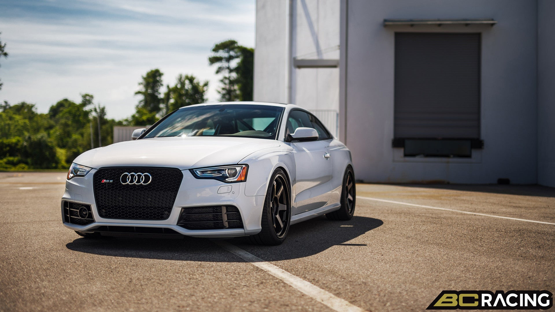 Audi BC Racing Coilovers