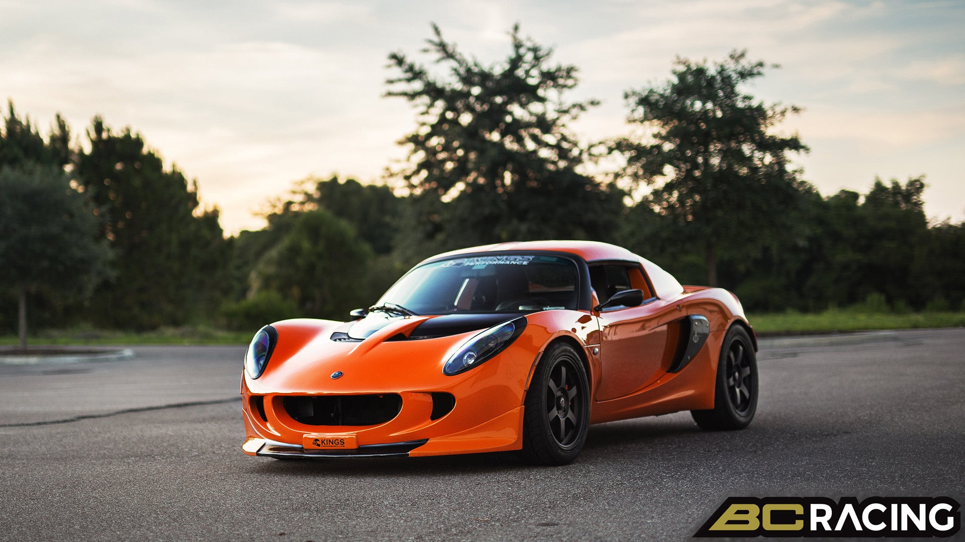 Lotus BC Racing Coilovers