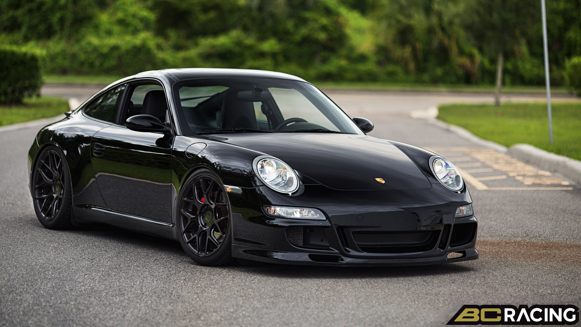 Porsche BC Racing Coilovers