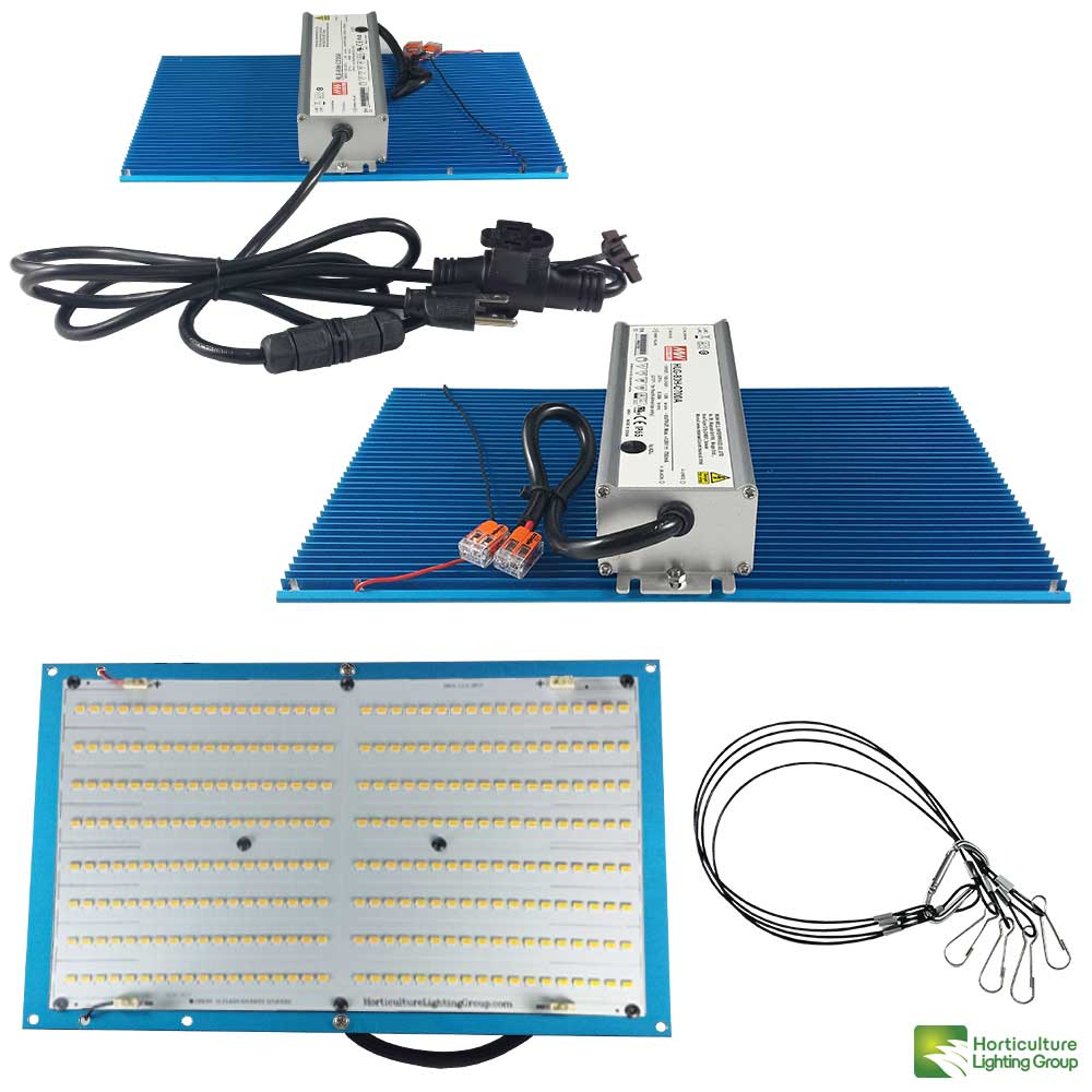 Horticulture Lighting Group Quantum Board LED Grow Light Kits