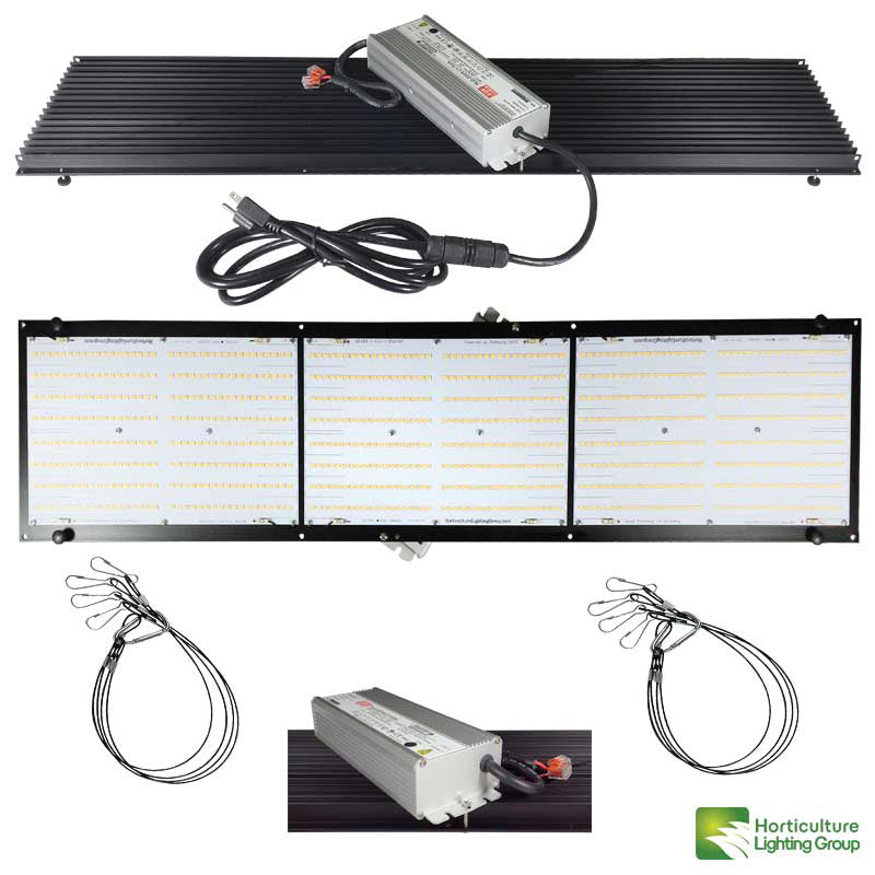 Horticulture Lighting Group 320 Watt XL Quantum Board LED Kit V2 Rspec