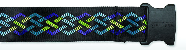 Geo-Pattern Gait Belts