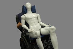 Reclining Wheelchair Backrest