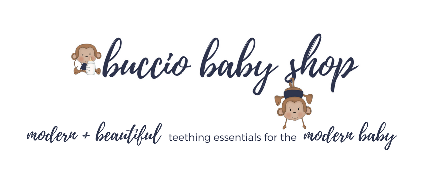 Buccio Baby Shop - Handcrafted Teething Essentials for the Modern Baby