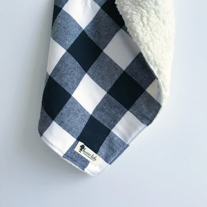 Black and White Buffalo Plaid Bundle