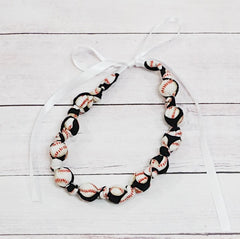 Teething & Nursing Necklace - Play Ball