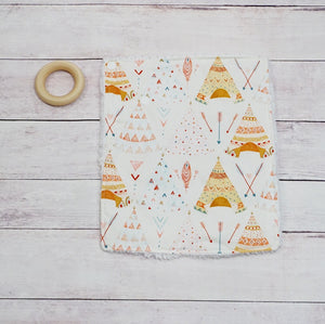 Teething Lovey - Tee Pee Love