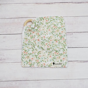 Teething Lovey - Wonderland Floral