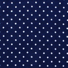 Navy Pin Dot Nursing Scarf - Buccio Baby Shop - 3