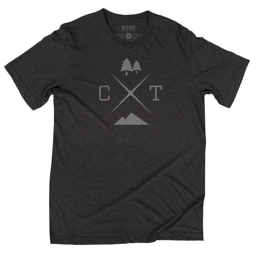 CT Adventure Tee | Dark Grey Heather