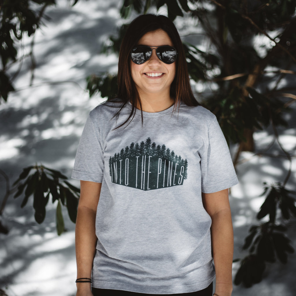 Into The Pines Tee Shirt