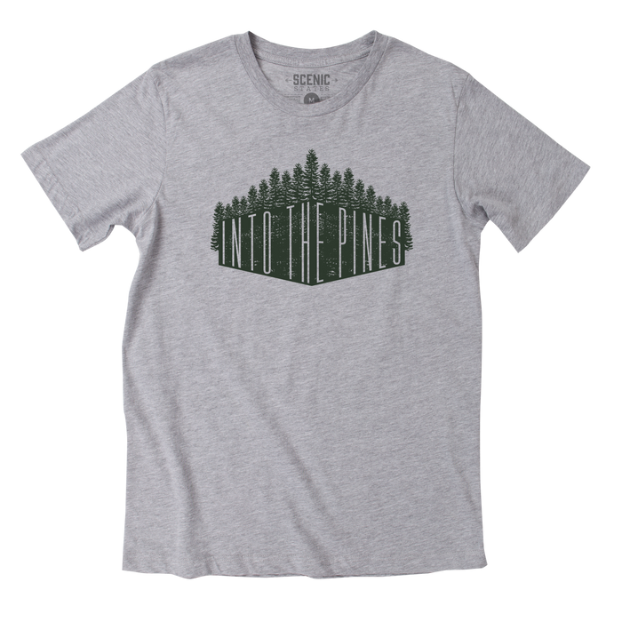 Into The Pines T Shirt